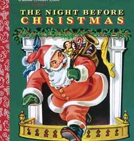 Little Golden Books LGB The Night Before Christmas