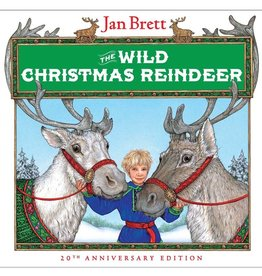 Penguin Random House The Wild Christmas Reindeer