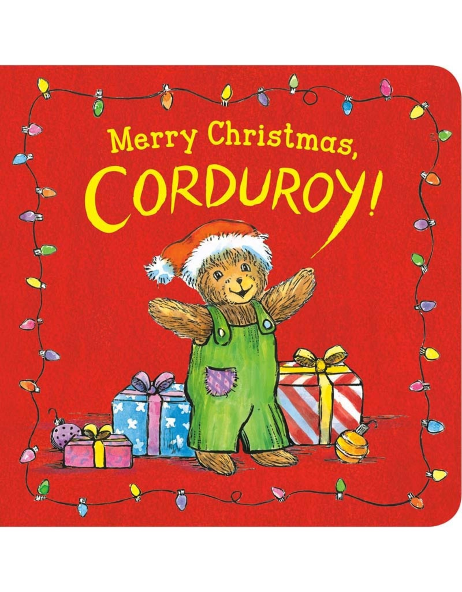 Penguin Random House Merry Christmas Corduroy Board Book