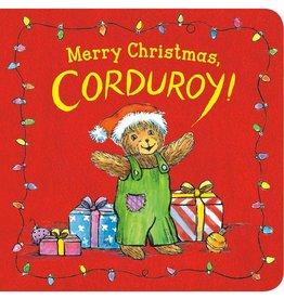 Merry Christmas Corduroy Board Book
