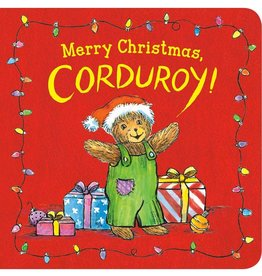 Penguin Random House Merry Christmas Corduroy Board Book