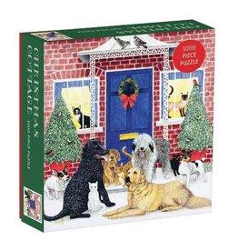1000pc Puzzle Christmas Cottage