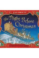 Penguin Random House The Night Before Christmas Jan Brett