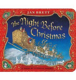 Penguin Random House The Night Before Christmas Jan Brett