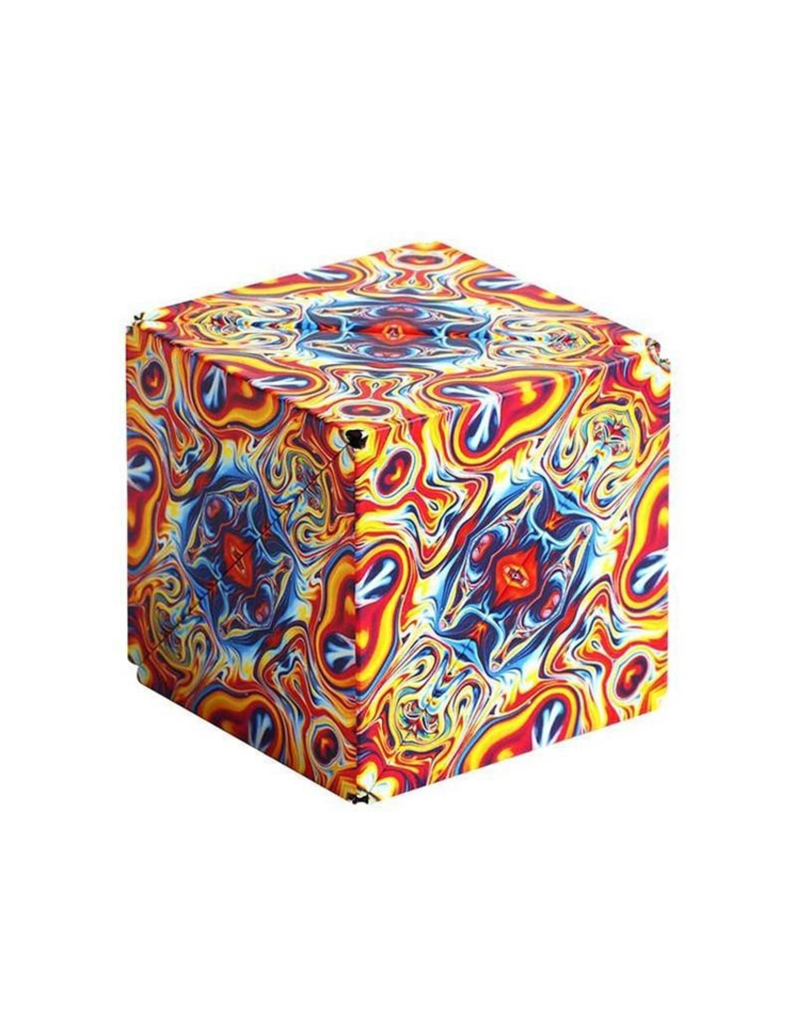 Fun In Motion Shashibo Cube Spaced Out