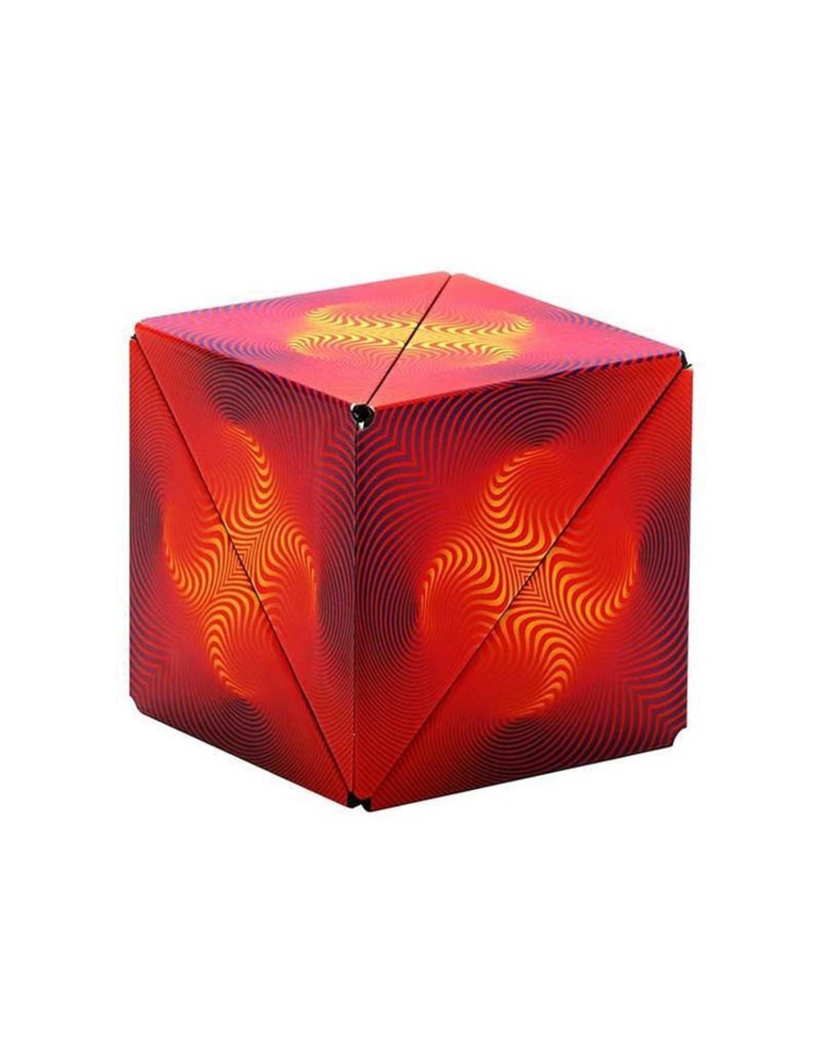 Fun In Motion Shashibo Cube Optical Illusion