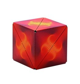 Fun In Motion Shashibo Cube Optical Illusion