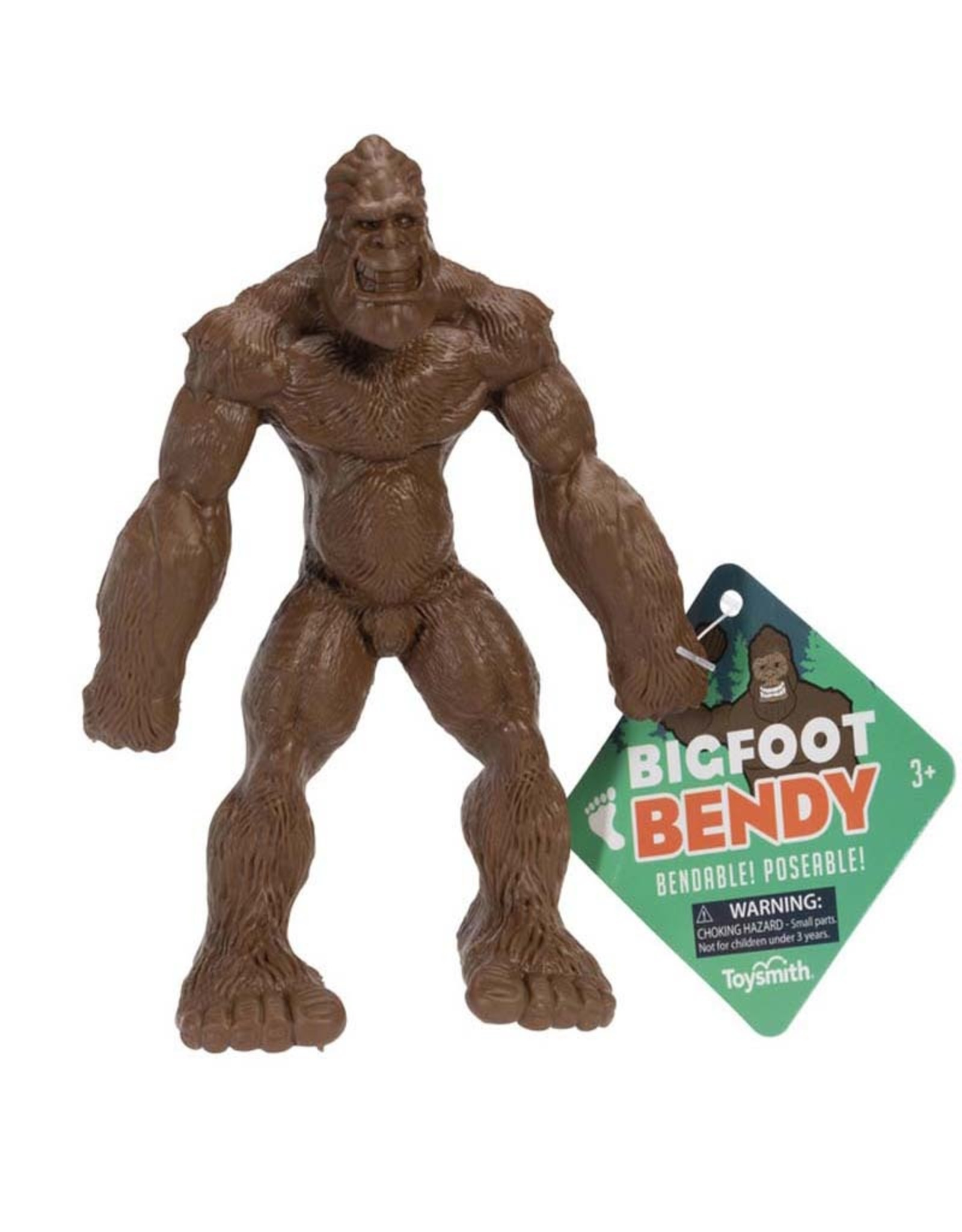 Big Foot Bendy