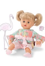 Muffin Flamingo Love, blonde hair with bangs