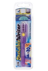 Toysmith INVISIBLE WRITER 2 IN 1 PEN