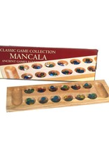 John Hansen Mancala With Glass Beads