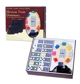 John Hansen MEXICAN TRAIN DOMINOES