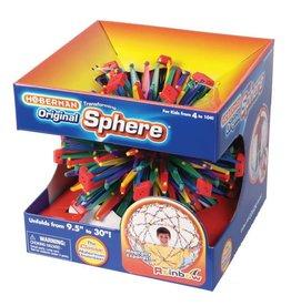 Hoberman Sphere, Rainbow