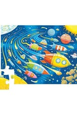 Crocodile Creek 24pz Puzzle Space Race