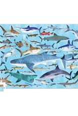 Crocodile Creek 100pc Puzzle 36 Sharks
