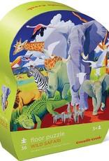 36pc Puzzle/Wild Safari NEW!