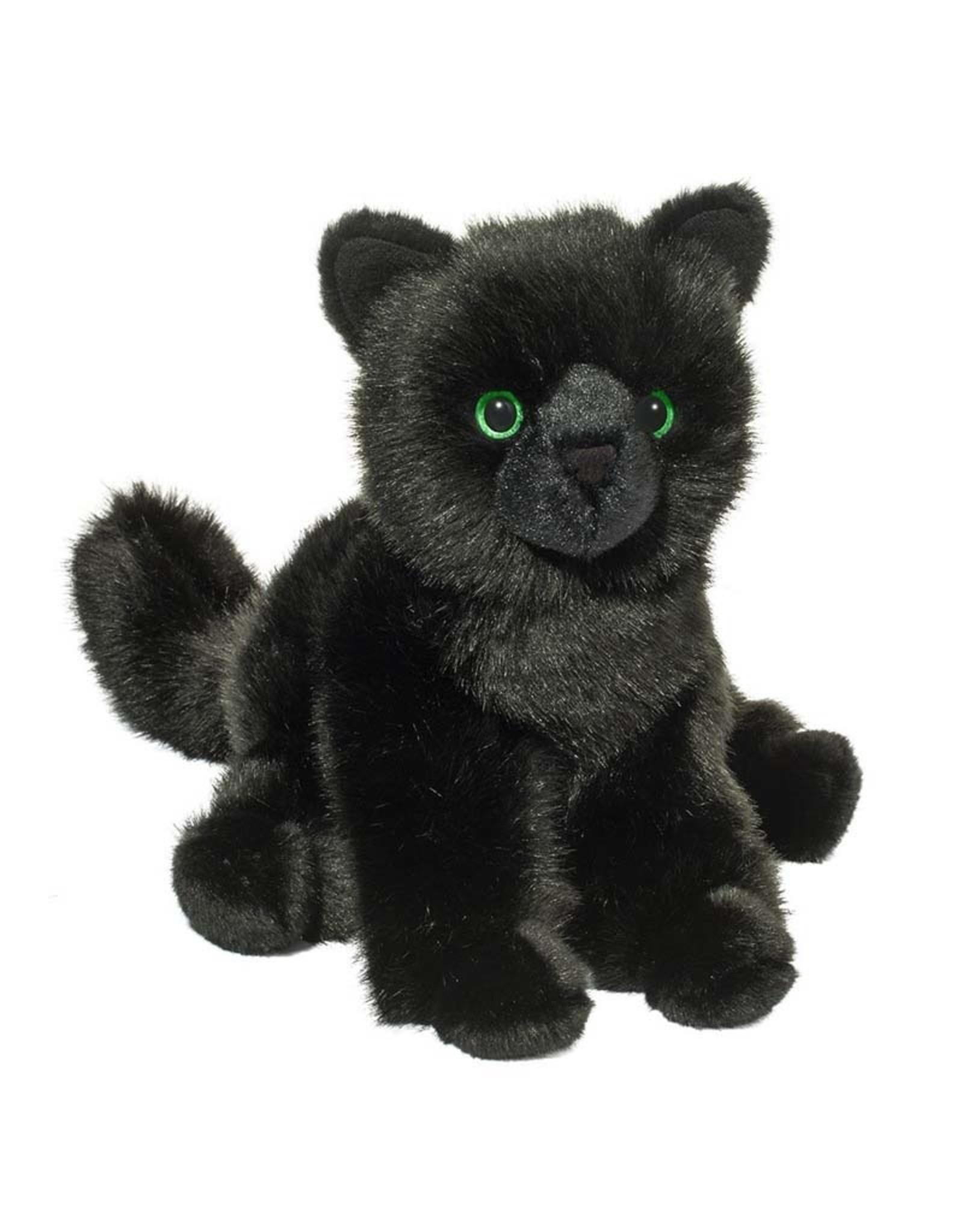 "Douglas 12"" Salem Floppy Black Cat"