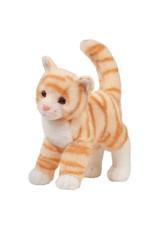 "Douglas 12"" Tiffy Orange Tabby Cat"