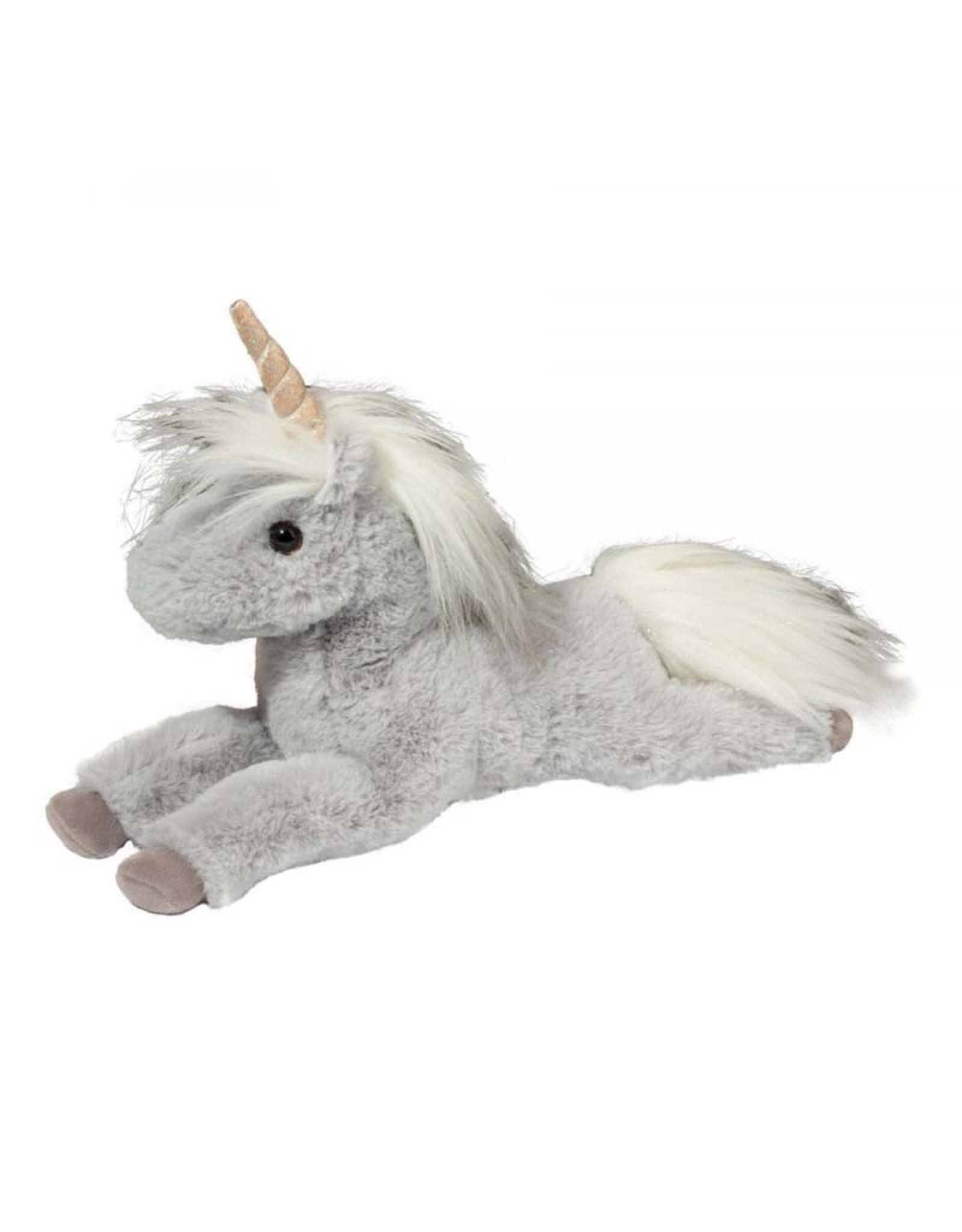 """Douglas 13"""" Mia Gray Unicorn"""