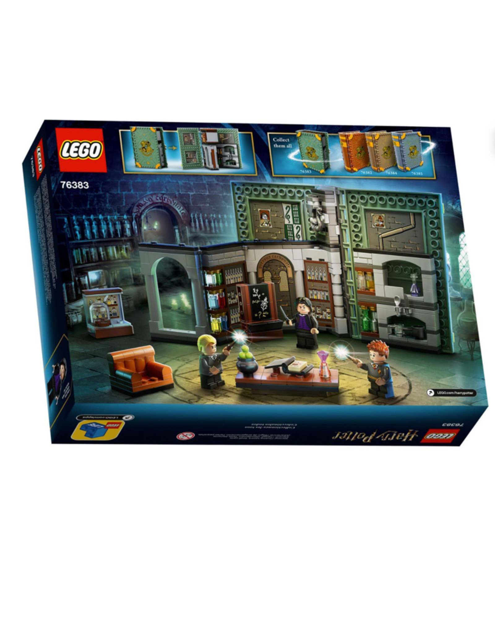 LEGO Lego Hogwarts Moment: Potions Class