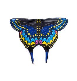 Douglas Black Swallowtail - Natural Butterfly Wings