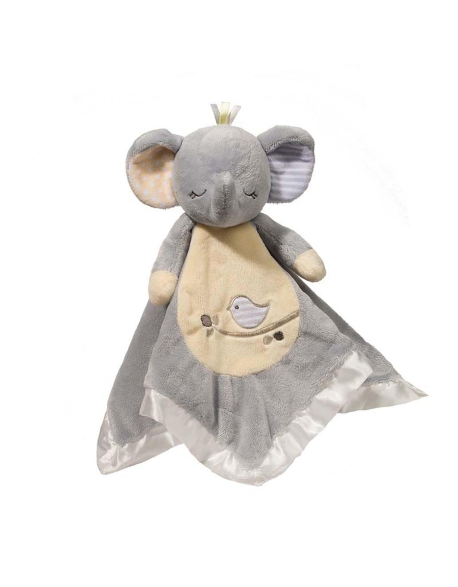Gray Elephant Snuggler