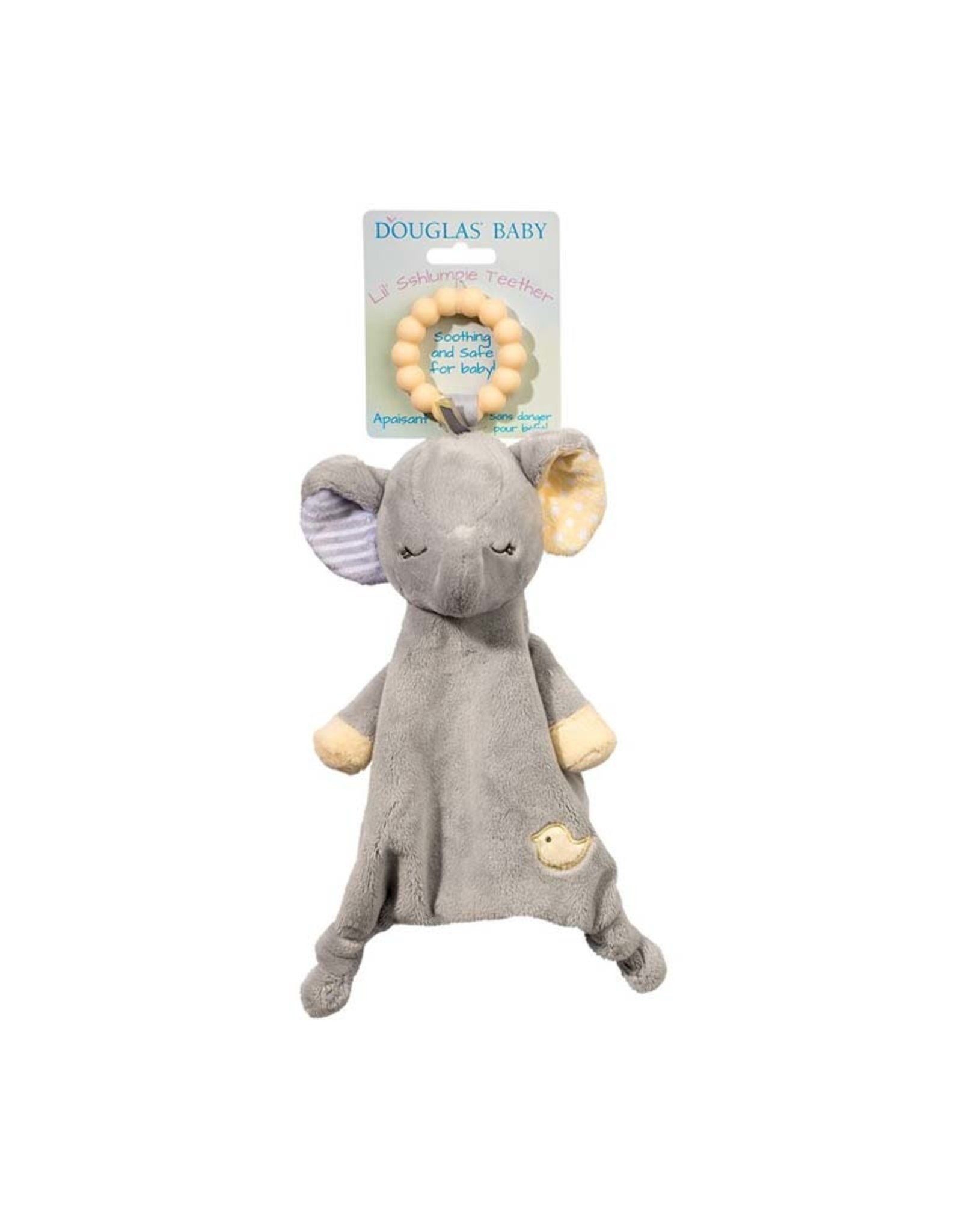 Douglas Gray Elephant Teether