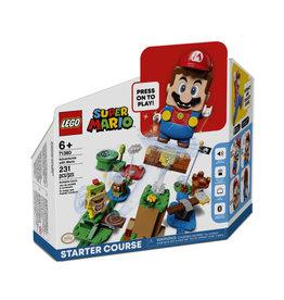 LEGO Lego Adventures with Mario Starter Course