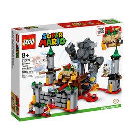 LEGO Lego Mario Bowser's Castle Boss Battle