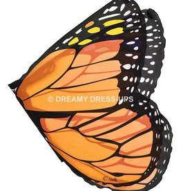 Douglas MONARCH WINGS W/GLTR., ORANGE