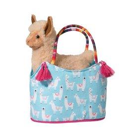 Douglas Sassy Pet Sak Fiesta Llama