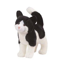 Douglas Scooter Black & White Cat