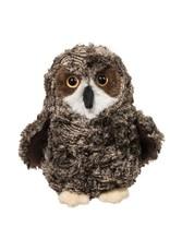 Douglas SHRILL SAW-WHET OWL*