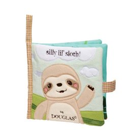 Douglas Silly Lil Sloth Activity Book