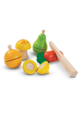 PlanToys FRUIT & VEGETABLE PLAY SET