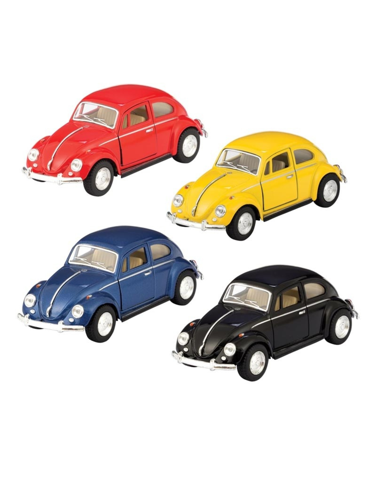 """Schylling DIECAST VW 5"""" CLASSIC BEETLE"""