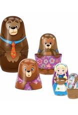 Schylling Goldilocks Nesting Dolls