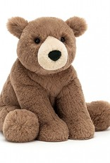 JellyCat Woody Bear Medium