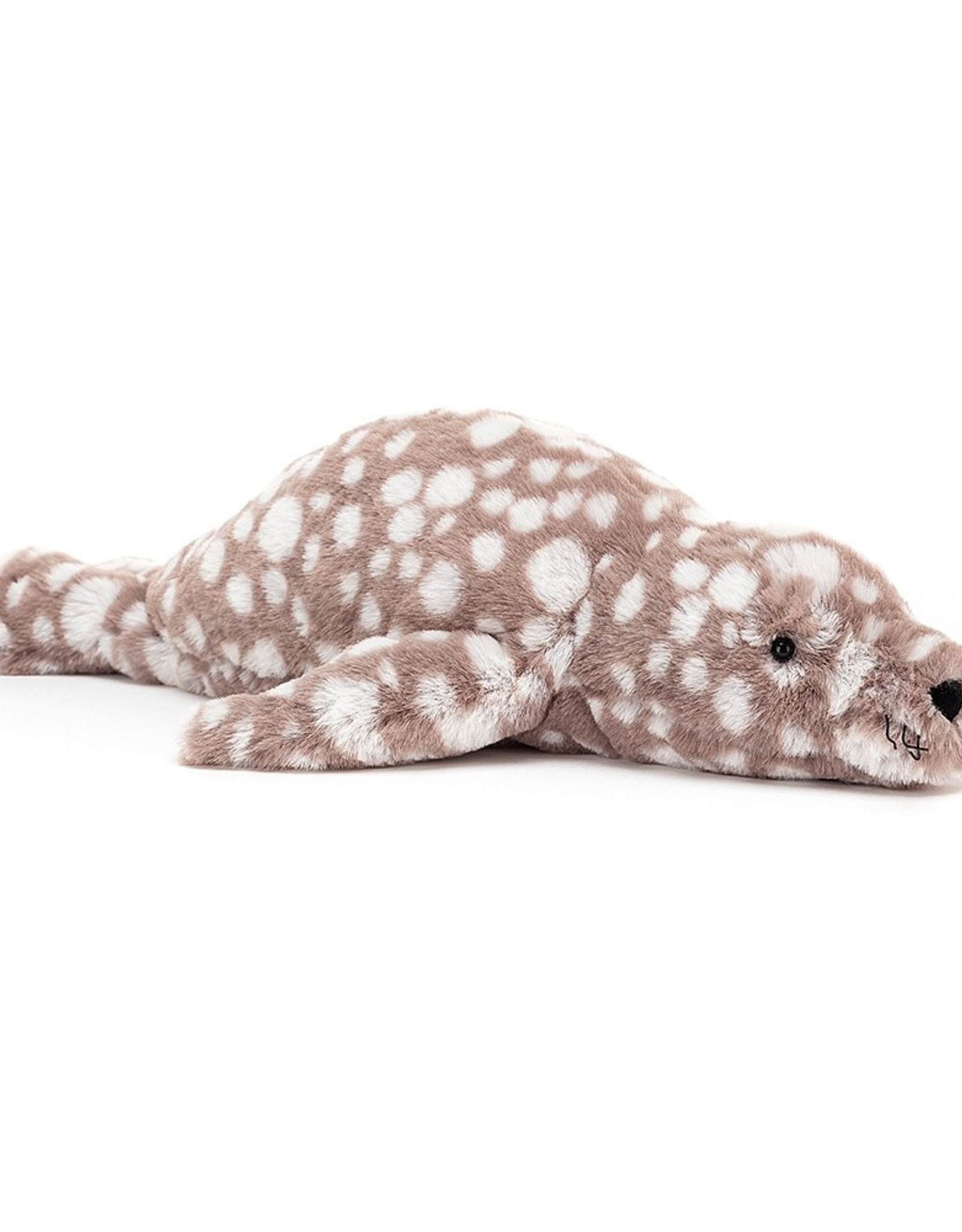 JellyCat Linus Leopard Seal Little