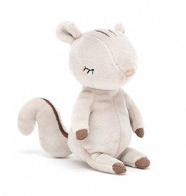JellyCat Jellycat Minikin Squirrel