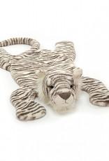 JellyCat Scrumptious Playmat Sacha Snow Tiger