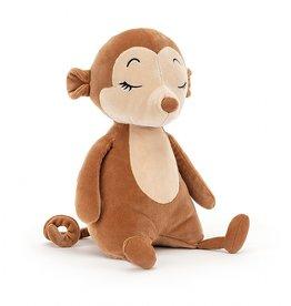 JellyCat Jellycat Sleepee Monkey