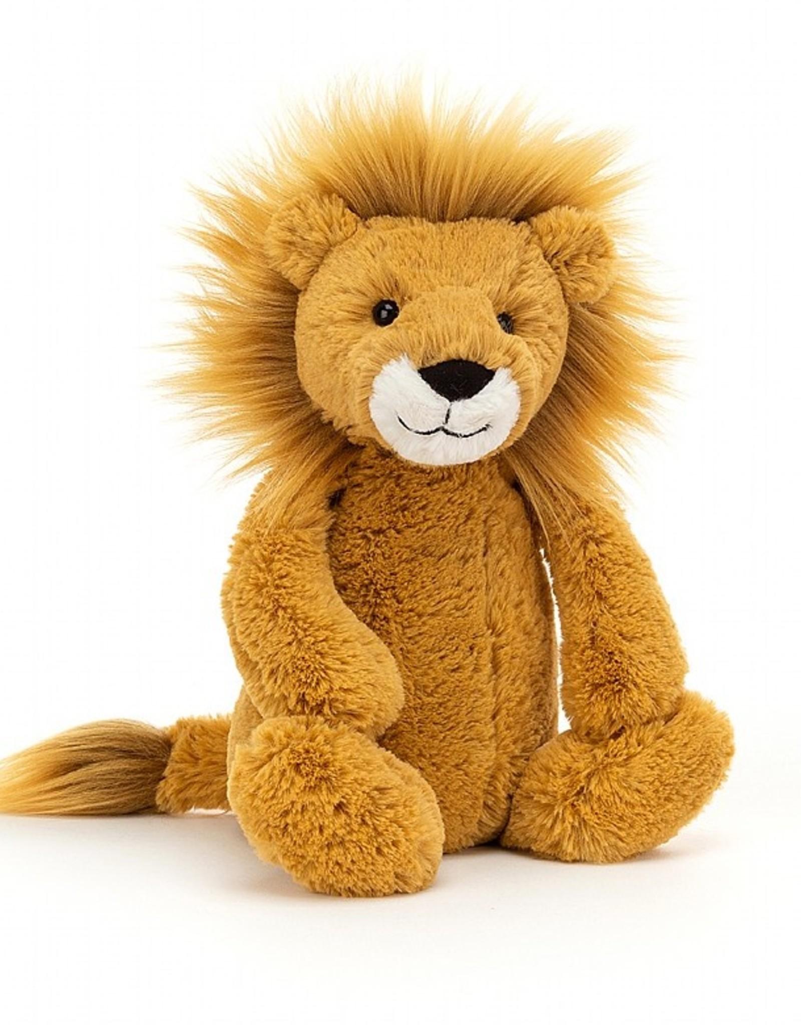 JellyCat Jellycat Bashful Lion Small