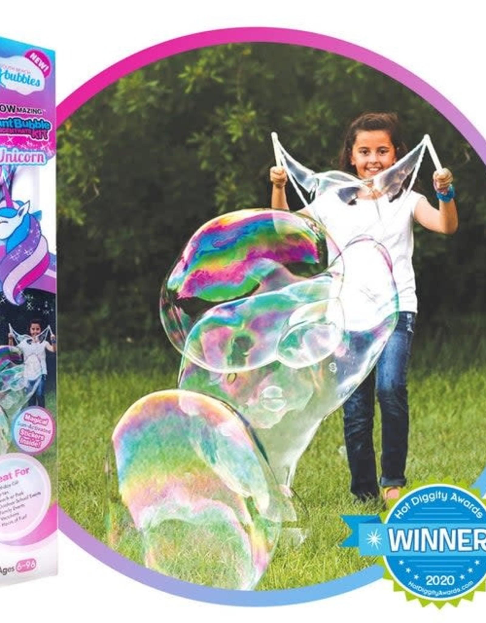 WOWmazing Bubble Kit - Unicorn