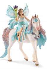 Schleich Schleich Fairy Eyela with princess unicorn
