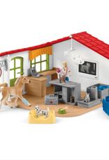 Schleich Schleich Veterinarian Practice with Pets