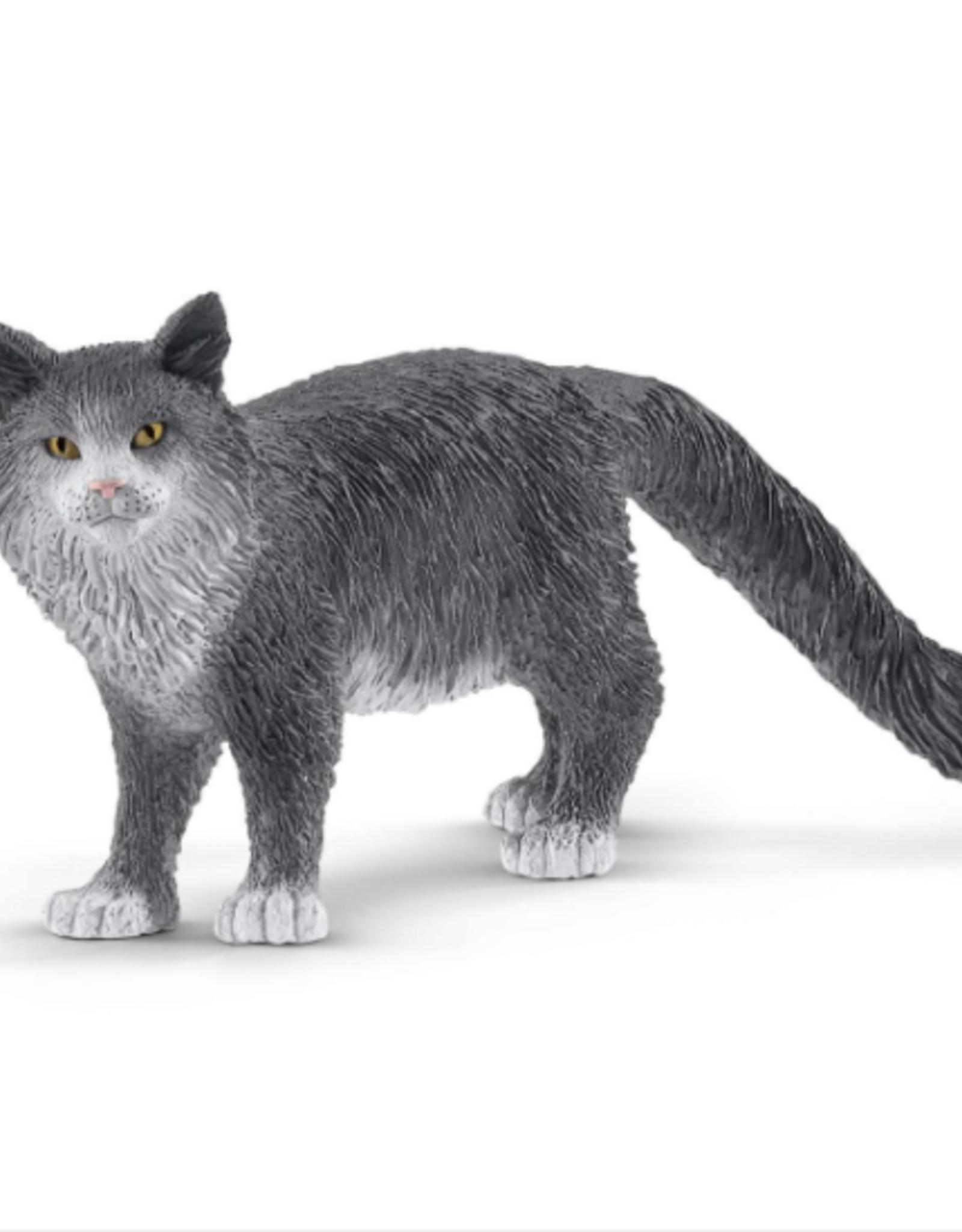 Schleich Schleich Maine Coon cat