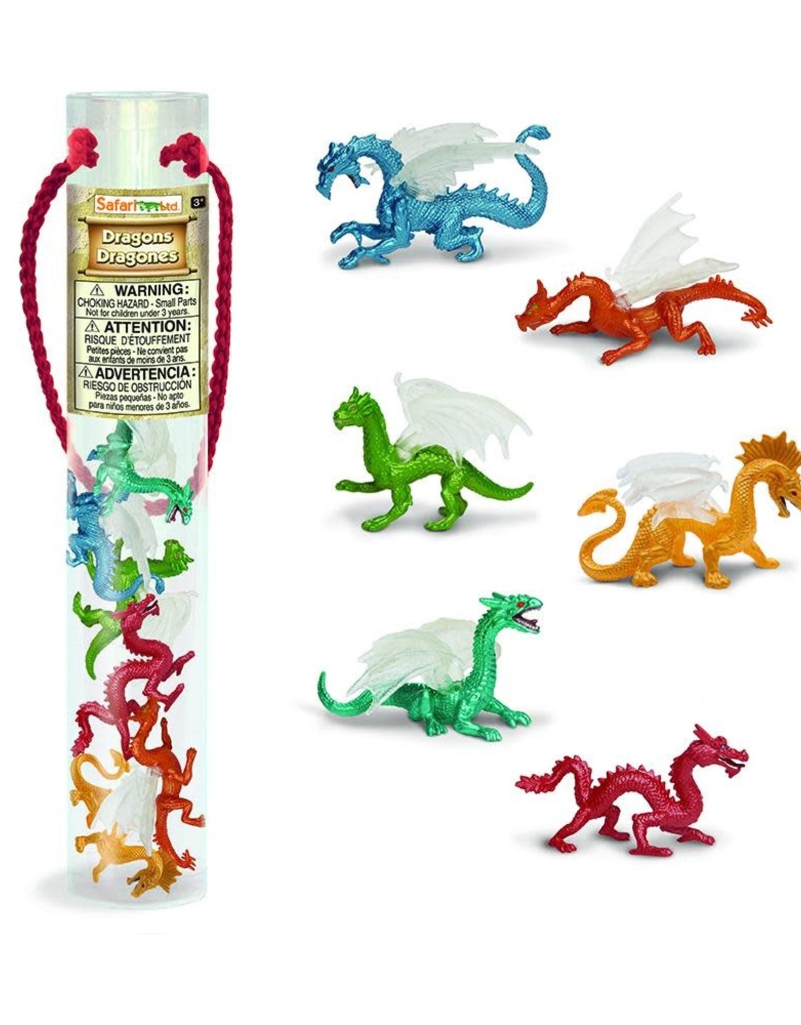 Safari Safari Designer Toob Dragons