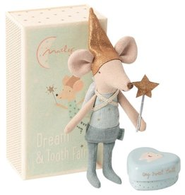 Maileg Maileg Tooth Fairy Mouse in Matchbox, Big Brother