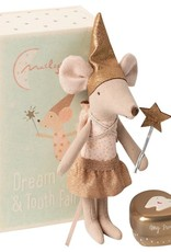 Maileg Maileg Tooth Fairy Mouse in Matchbox, Big Sister